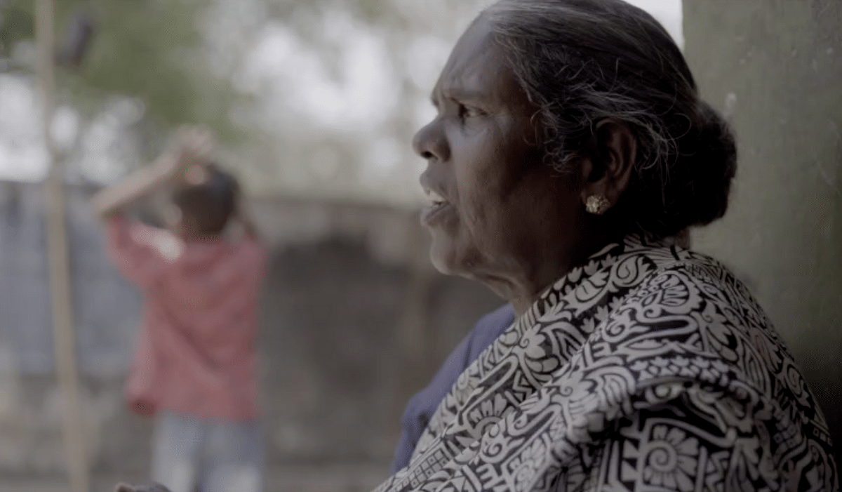 Arjunan's grandmother said that he was the breadwinner of the family. Now they are worried about the family's future, she said.