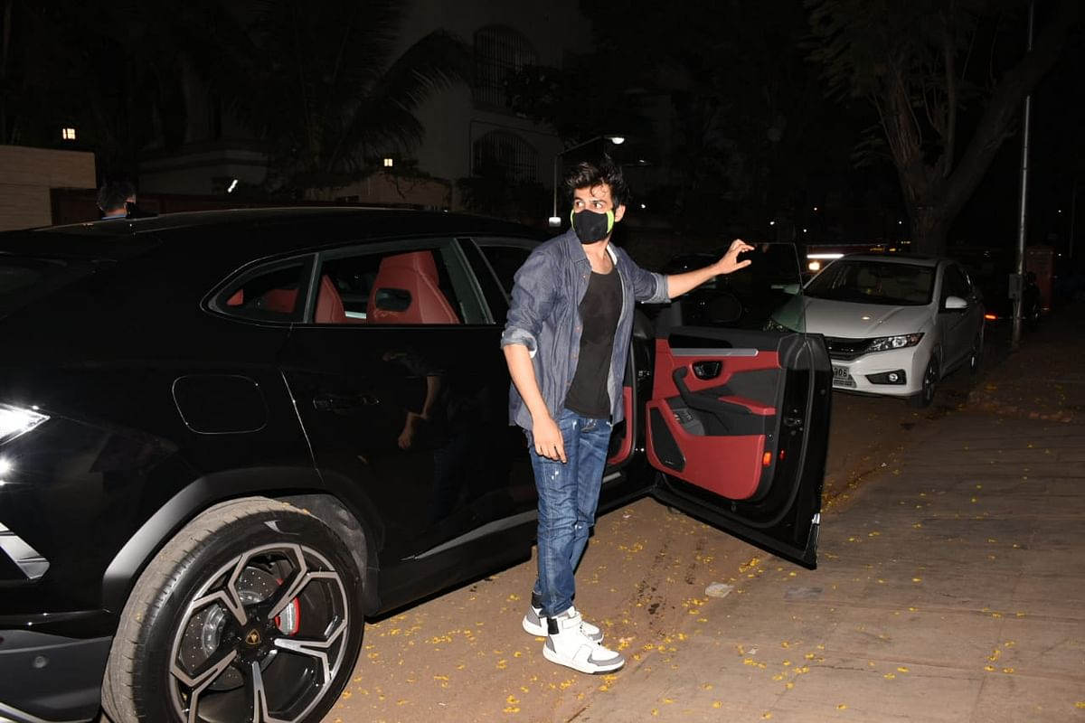 Kartik Wants You to Know How Much His Luxury Car Actually Cost