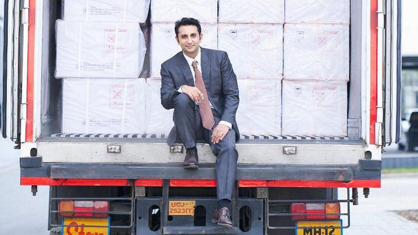 Adar Poonawalla, CEO, Serum Institute of India.