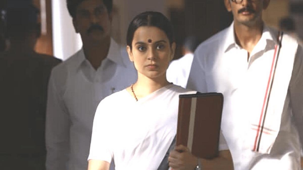 Kangana-Starrer 'Thalaivi' Postponed Due to Rising COVID19 Cases