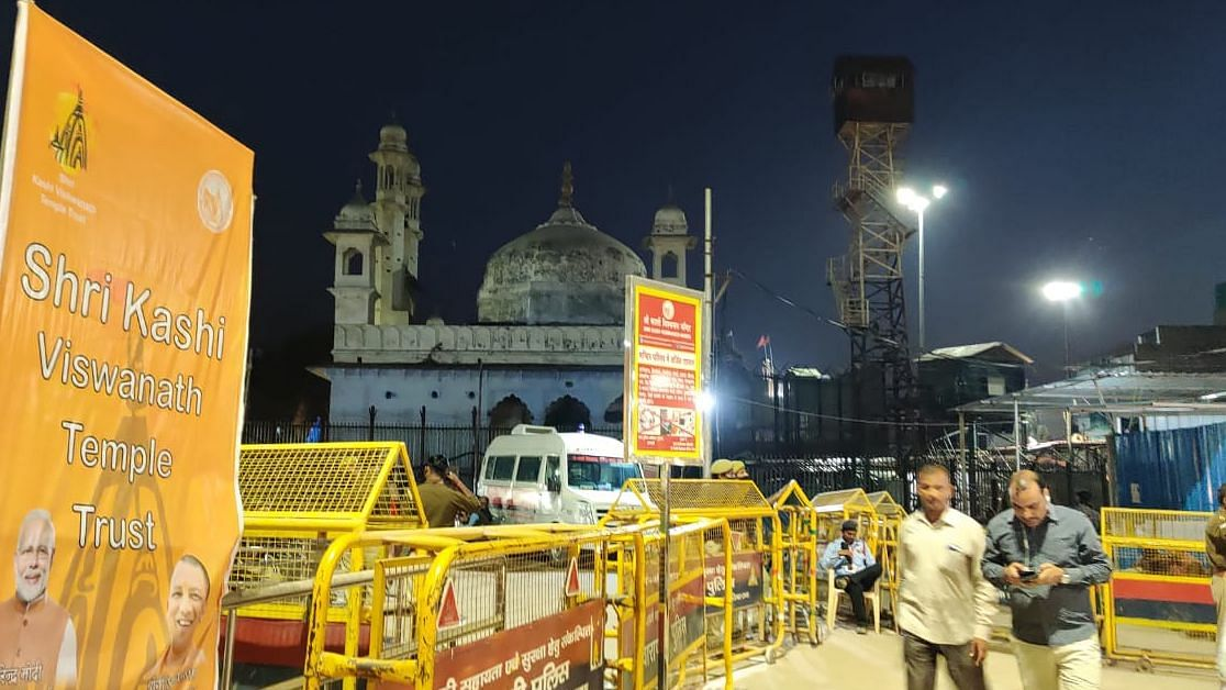 Gyanvapi Mosque-Kashi Vishwanath Dispute: All You Need to Know