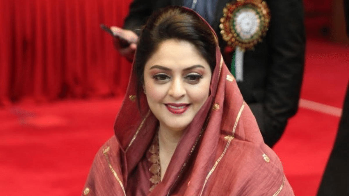 Actor Nagma Tests COVID Positive Days After First Vaccine Dose