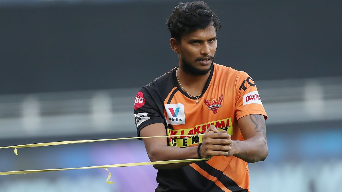 T Natarajan Ruled Out of IPL 2021: Reports