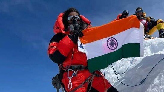 Priyanka Mohite Becomes 1st Indian Woman to Scale Mt Annapurna
