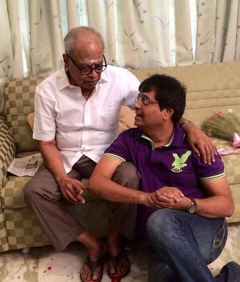 Vivek was introduced to cinema by the veteran director K Balachander.