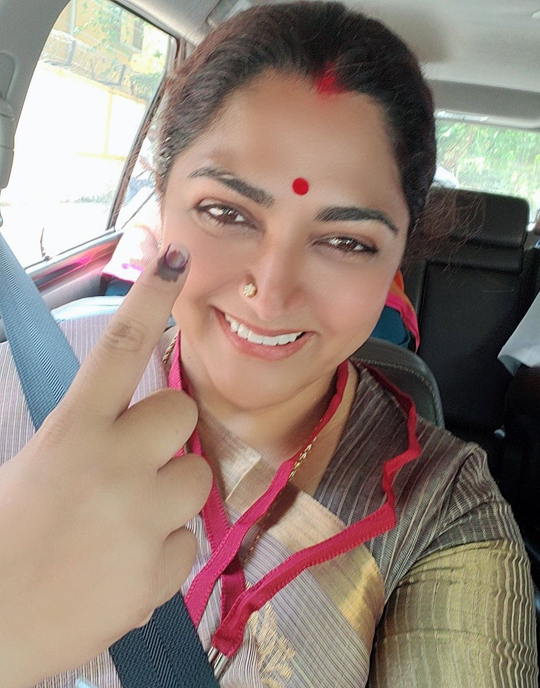 From Vijay on a Cycle to Superstar Rajini, Celebs Cast Vote In TN