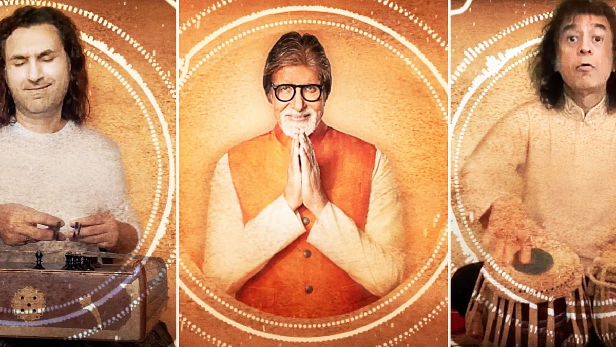"<div class=""paragraphs""><p>Amitabh Bachchan announces&nbsp;Jai Hanuman music video for MX Player's 'Ramyug'.</p></div>"