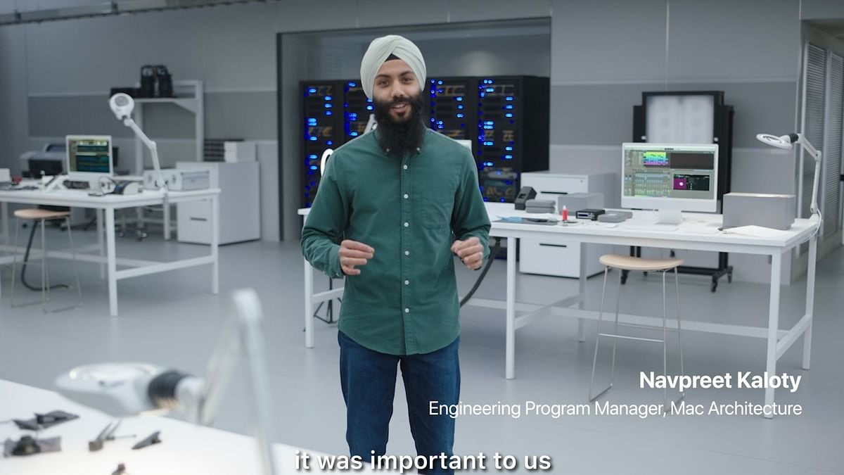 Navpreet Kaloty is an Engineering Program Manager at Apple.
