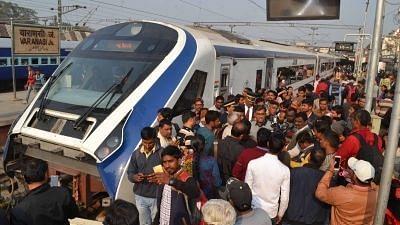"<div class=""paragraphs""><p>Vande Bharat Express.</p></div>"