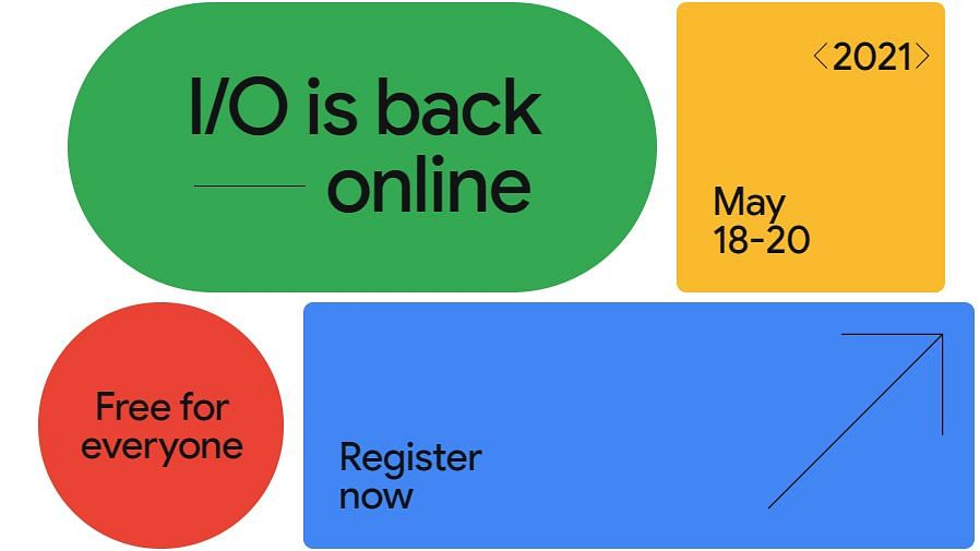 Google has announced the official dates for Google I/O developer conference.