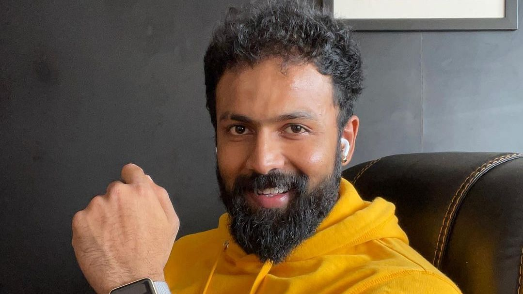 COVID: Actor Arjun Gowda Turns Ambulance Driver for Those in Need