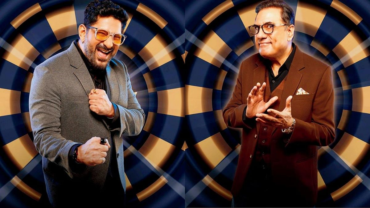 """<div class=""""paragraphs""""><p>Arshad Warsi and Boman Irani will be hosting&nbsp;<em>LOL- Hasse Toh Phasee.</em></p></div>"""