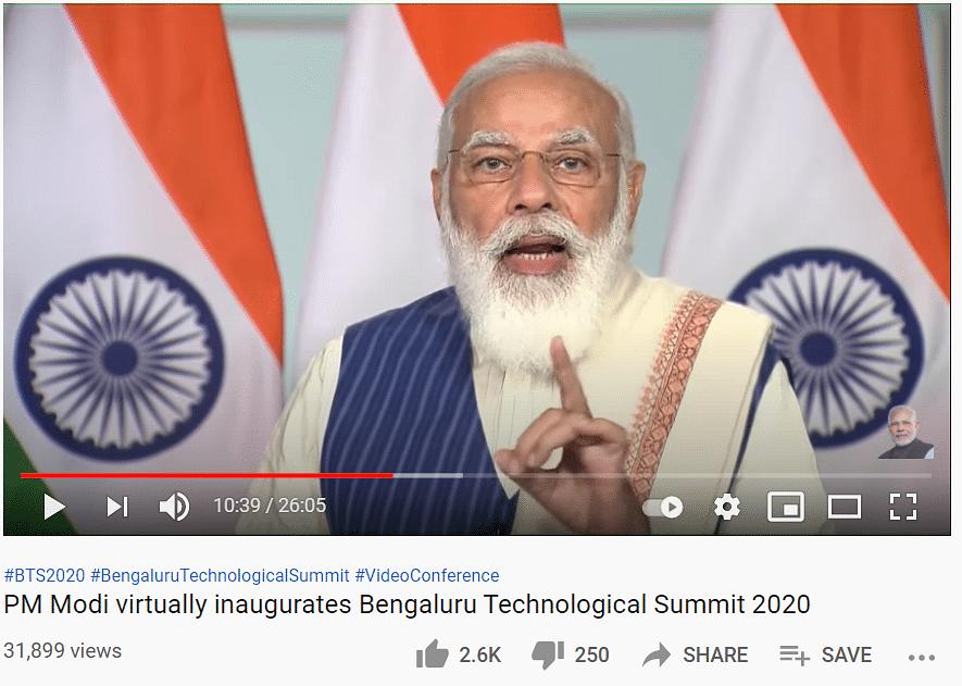 PM Modi to Declare Lockdown in India? No, TV9 Bulletin is Edited