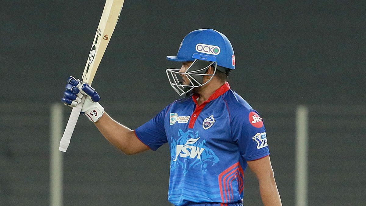 Prithvi Shaw scored 82 off 41 balls vs KKR on Thursday.