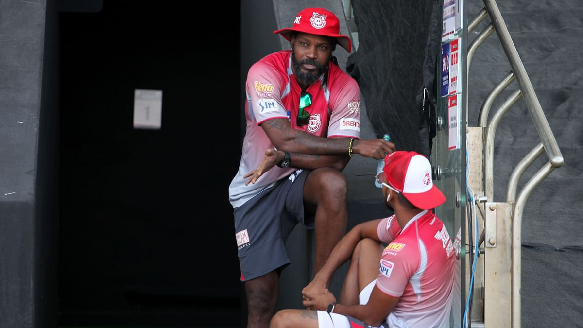 Pooran had scored 353 runs last season at a strike rate of 169.71.