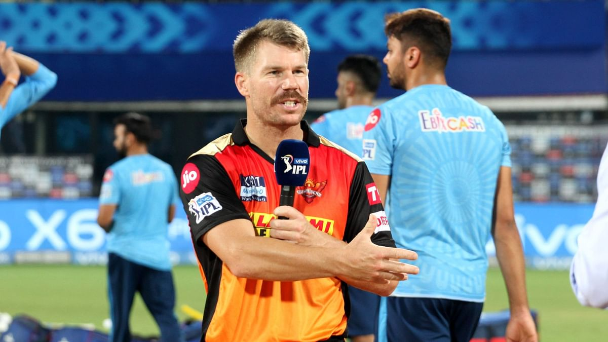Warner Blames SRH 'Selectors' for 'Harsh Call' of Dropping Pandey