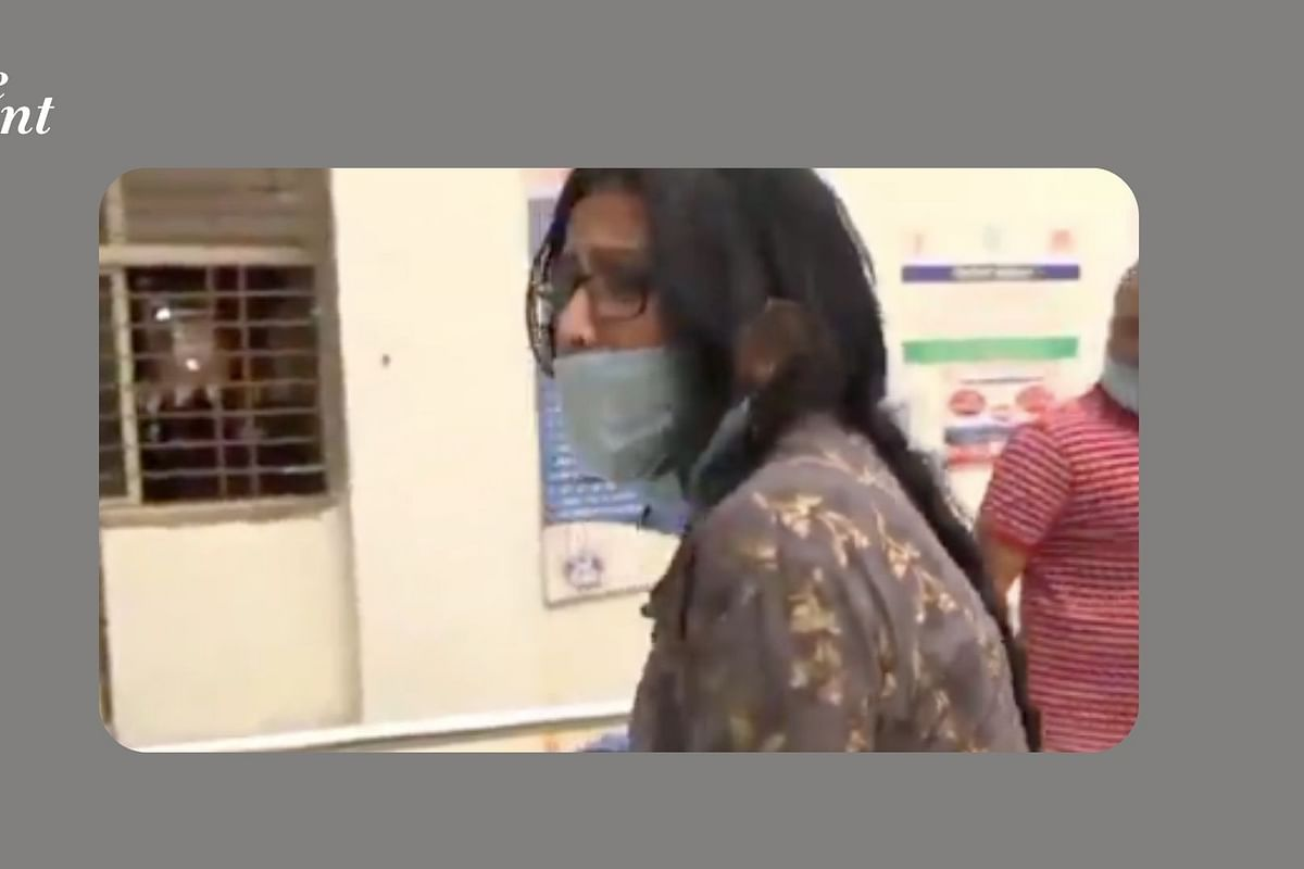 The woman had travelled all the way from Hazaribagh to Ranchi Sadar Hospital with her ailing father, Pawan Gupta, for his treatment.