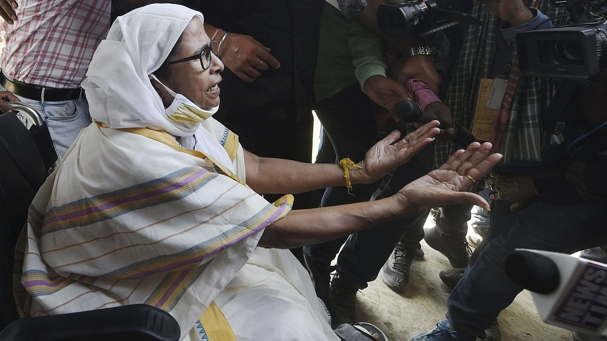 "West Bengal CM has violated ECI rules, we've demanded action against her,"" Union Minister Prakash Javadekar said."
