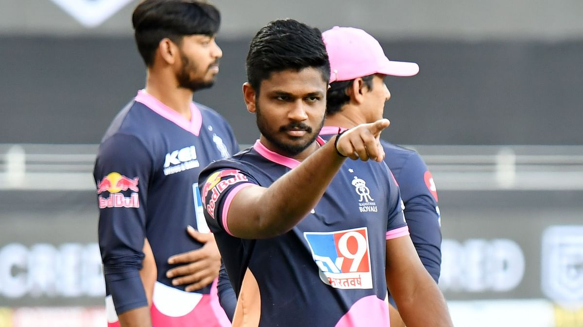 Sanju Samson has scored 4, 1 and 21 in his last 3 outings.