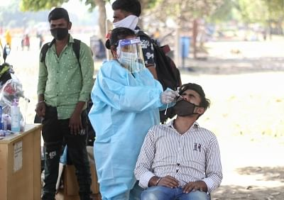 """<div class=""""paragraphs""""><p>India on Sunday, 13 June, reported its<strong> </strong>80,834 new coronavirus cases, taking the tally in the country to 2,94,39,989.</p></div><div class=""""paragraphs""""><p><br></p></div>"""
