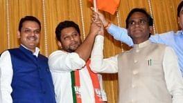 BJP Lok Sabha MP Sujay Vikhe Patil.