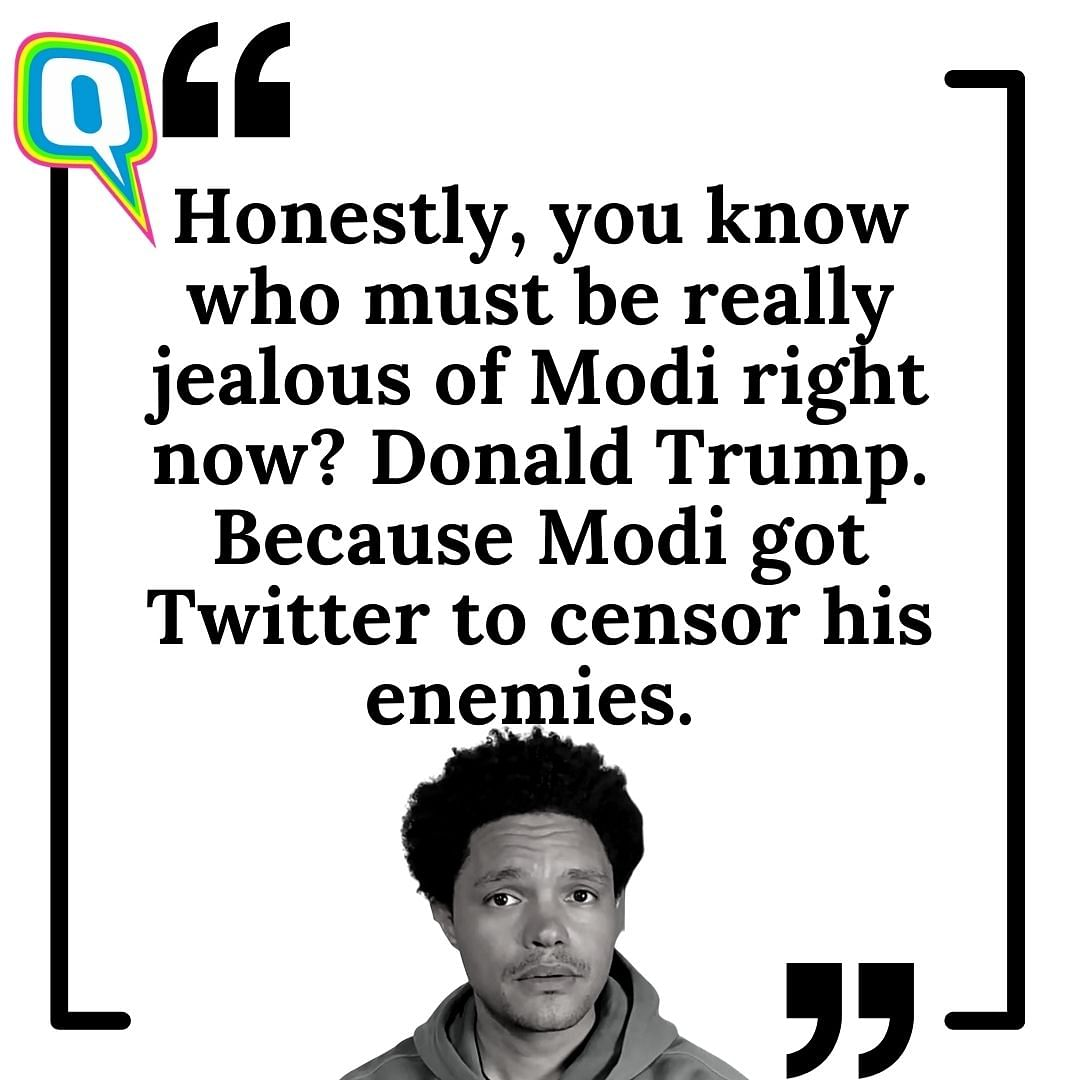 Trevor Noah on India's COVID Crisis and PM Modi's Response