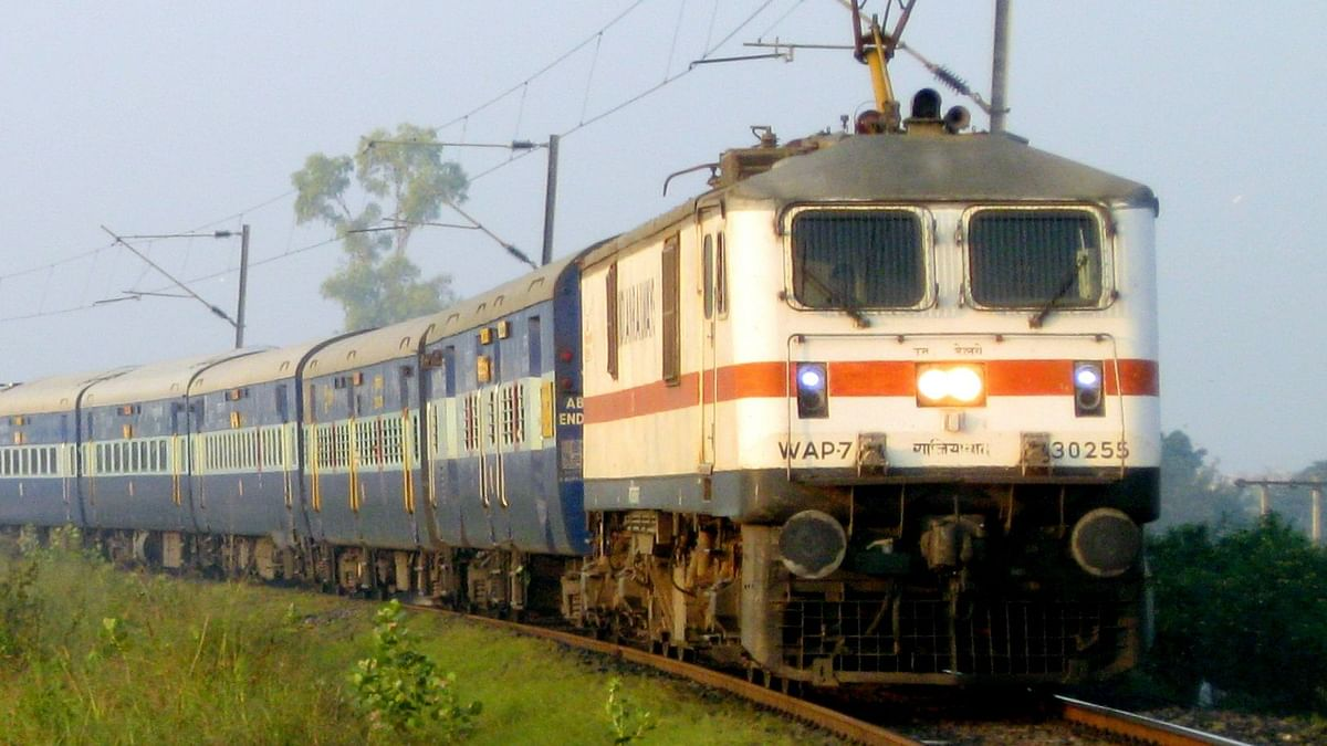 The Railways ministry on Friday, 9 April, assured the passengers that there is no plan to curtail or stop train services.
