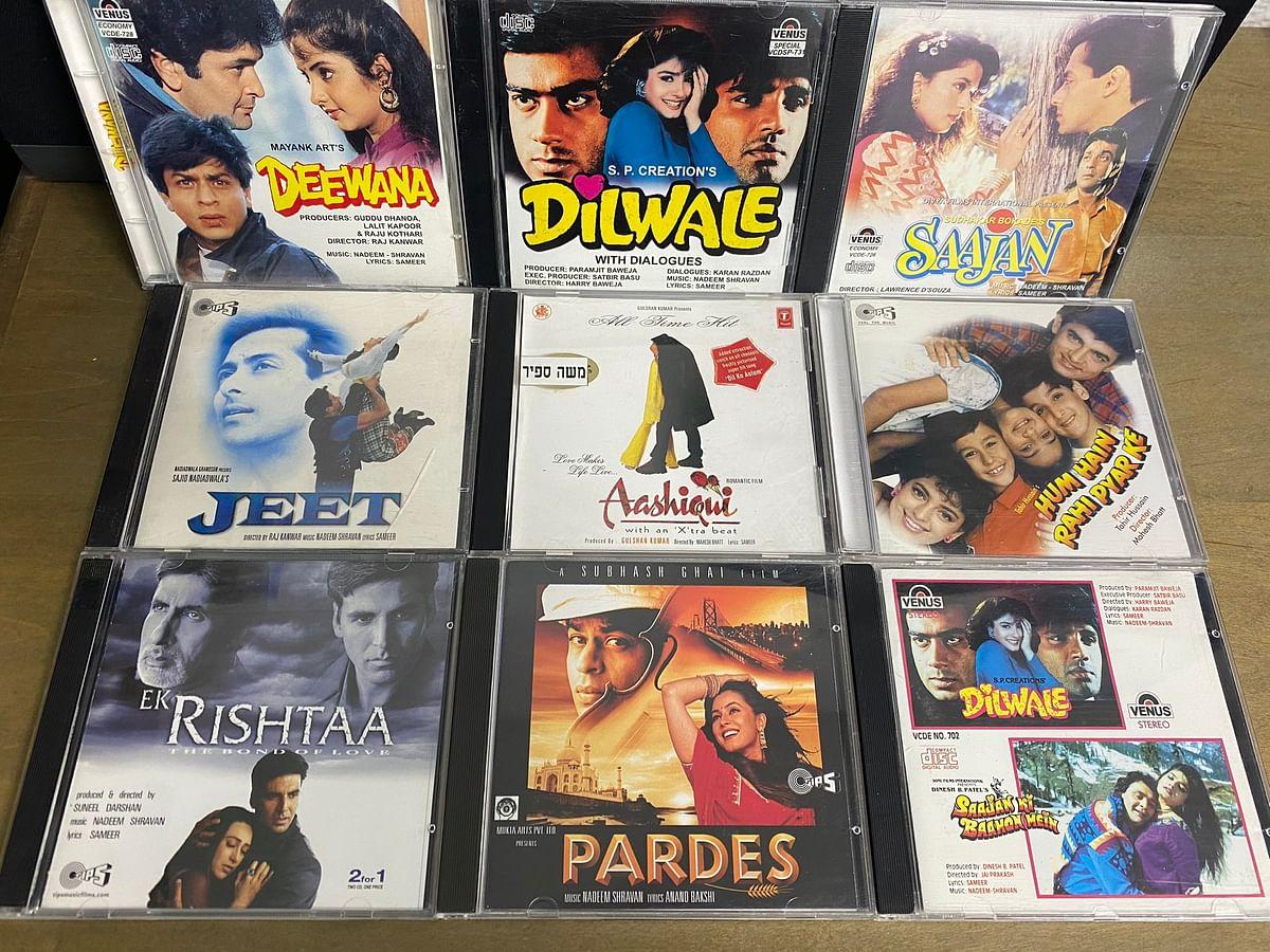 "<div class=""paragraphs""><p>The films for which Nadeem and Shravan gave soundtracks.</p></div>"