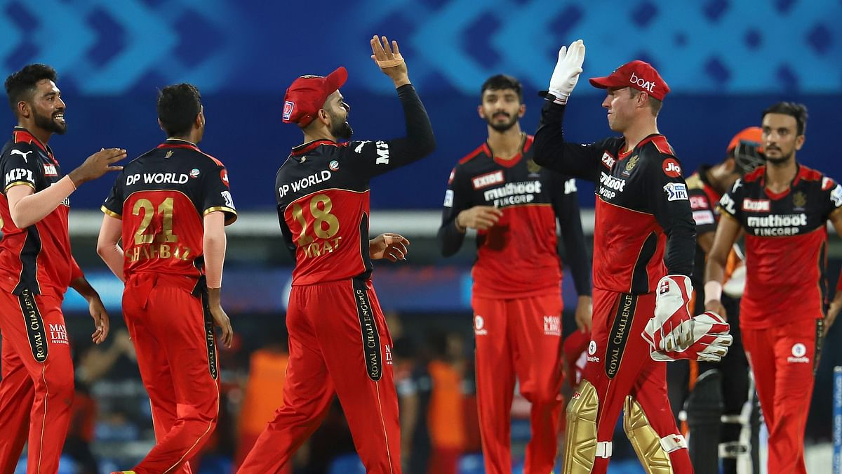 Hyderabad Crumble Under Pressure, RCB Win Second Straight Match