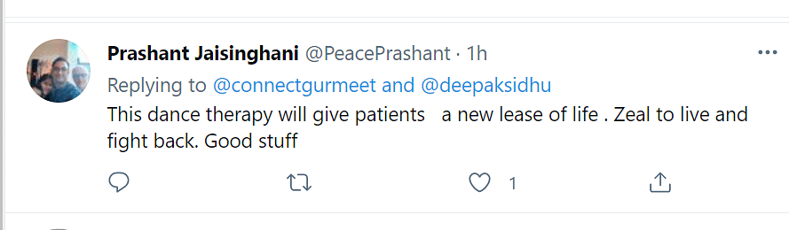 Netizens Applaud Doctors Doing Bhangra to Cheer up Patients