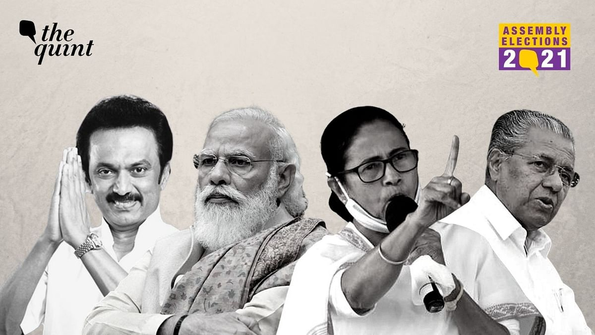 Exit Polls: Tough Fight in WB, LDF to Win Kerala, DMK to Sweep TN