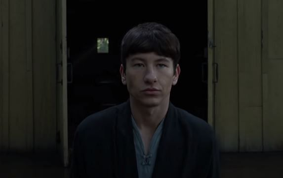 """<div class=""""paragraphs""""><p>Barry Keoghan's Druig in a still from the 'Eternals' teaser</p></div>"""