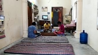 As COVID Surges On, Andhra Family Turns Home Into Isolation Ward