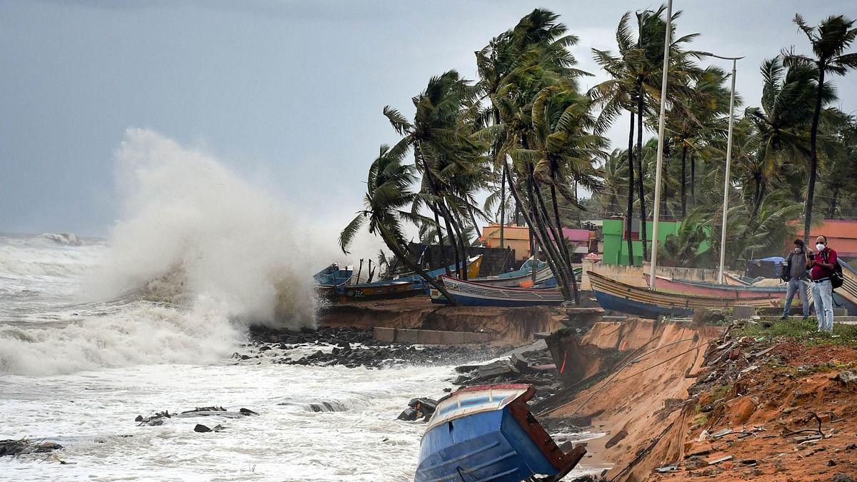 Cyclone Yaas: States, NDRF Brace for Landfall, Begin Evacuations
