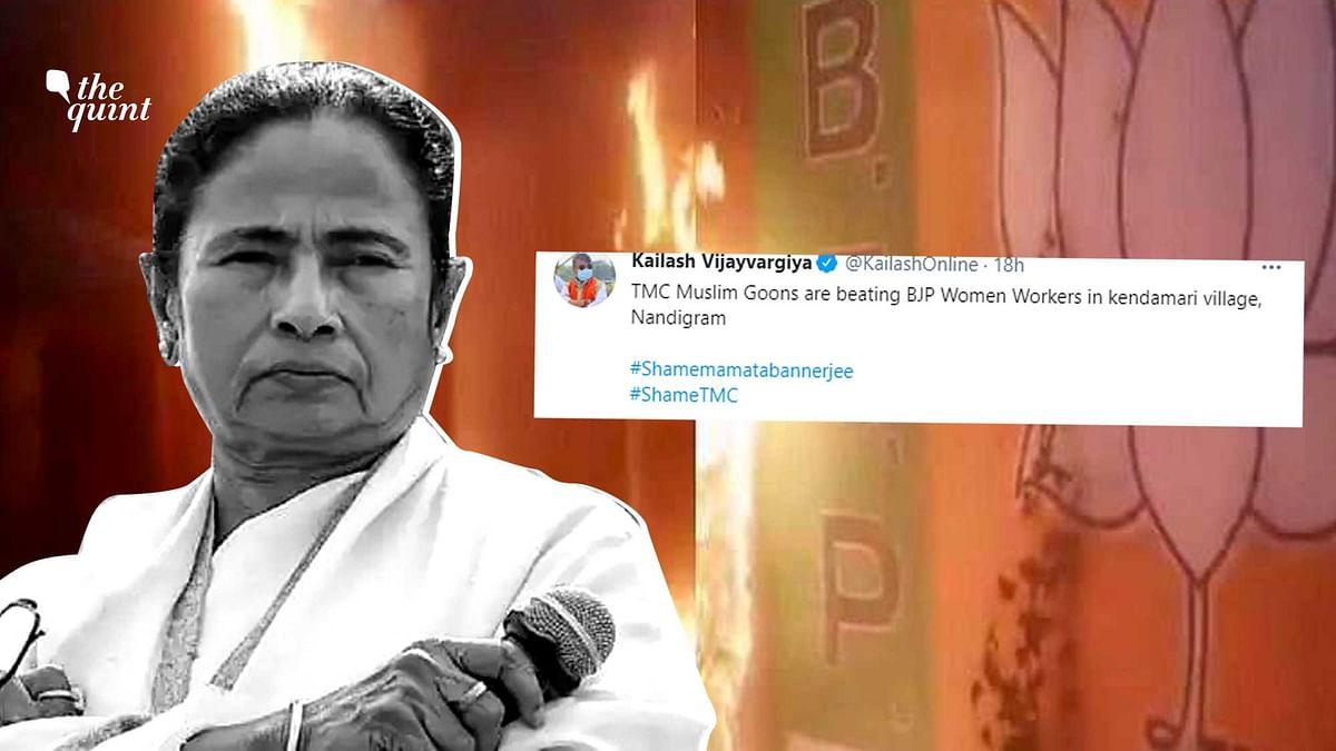 Bengal Post-Poll Violence: Deaths, Misinformation & Politics