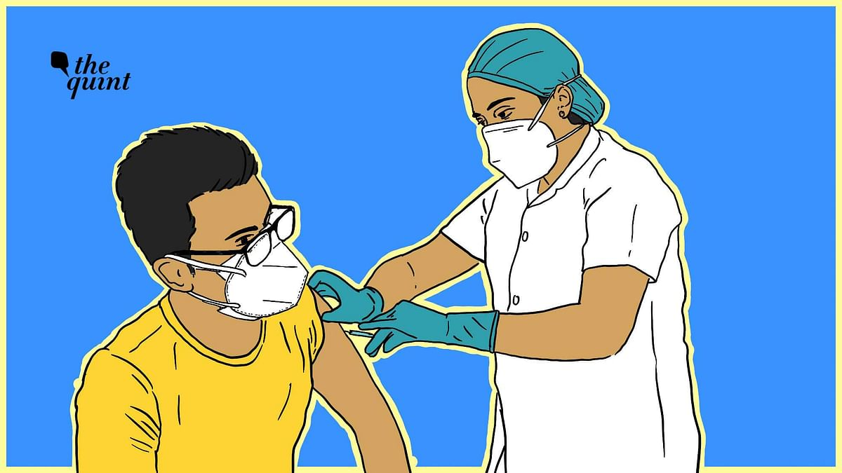 From registering for the vaccine to getting the jab, here's what I experienced in Noida.