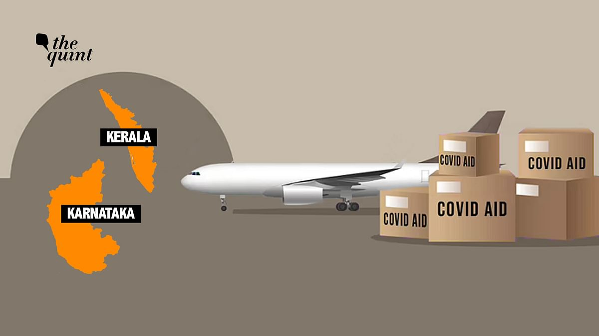 Foreign COVID Aid: Karnataka, Kerala Did Not Get What Was Promised