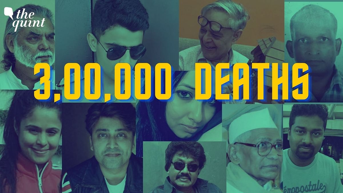 India Crosses 3 Lakh COVID Deaths: Recalling Those We Loved & Lost