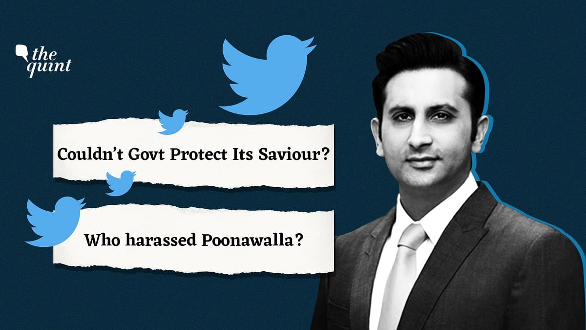 'Who Harassed Poonawalla?' SII Chief's Claims Stir Twitter Storm