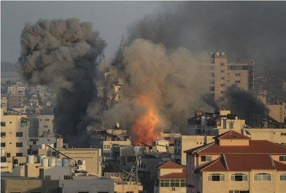 Air Strikes, Rocket Attacks: At Least 65 Dead in Gaza, 7 in Israel