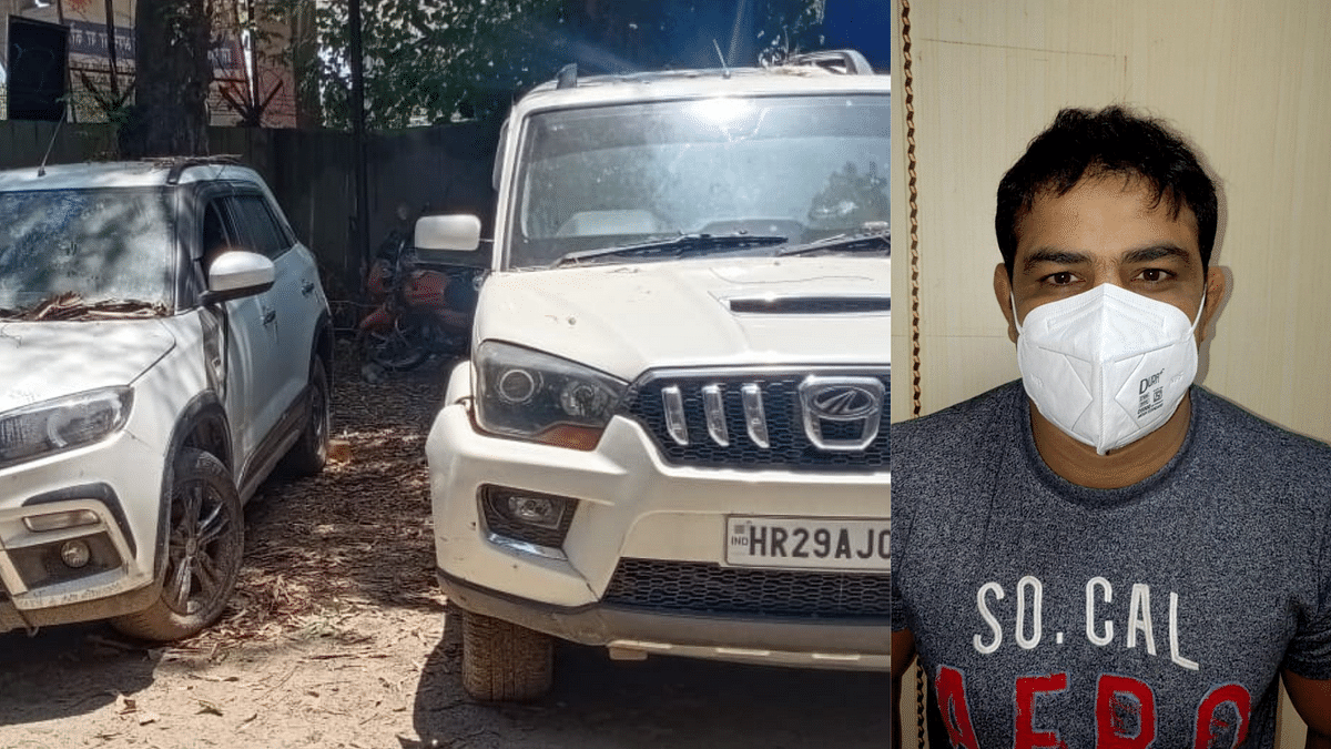 Probing if Sushil's Seized Car Linked to Bawania Gang: Police