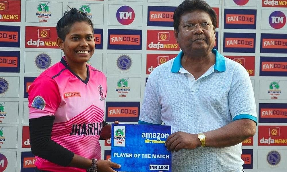 The Meteoric Rise of India's Wicket-keeper Batter Indrani Roy