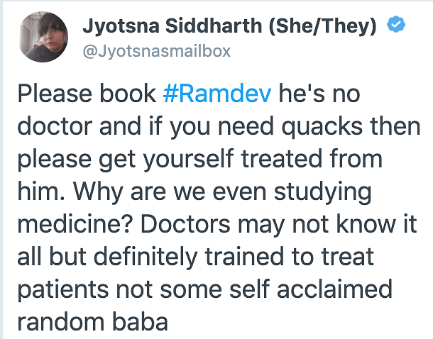 Book Ramdev: Baba's Questions to IMA Flare Up Row; Dr Lele Praised