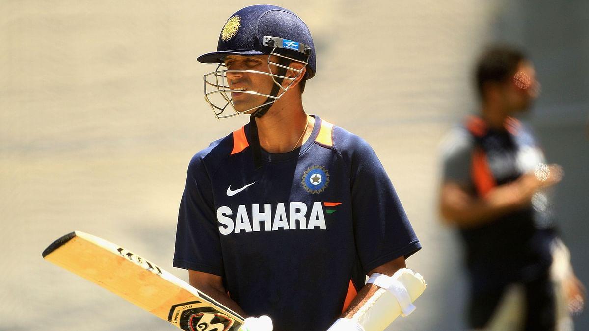 Rahul Dravid Set for Coach's Role on India's Tour of Sri Lanka