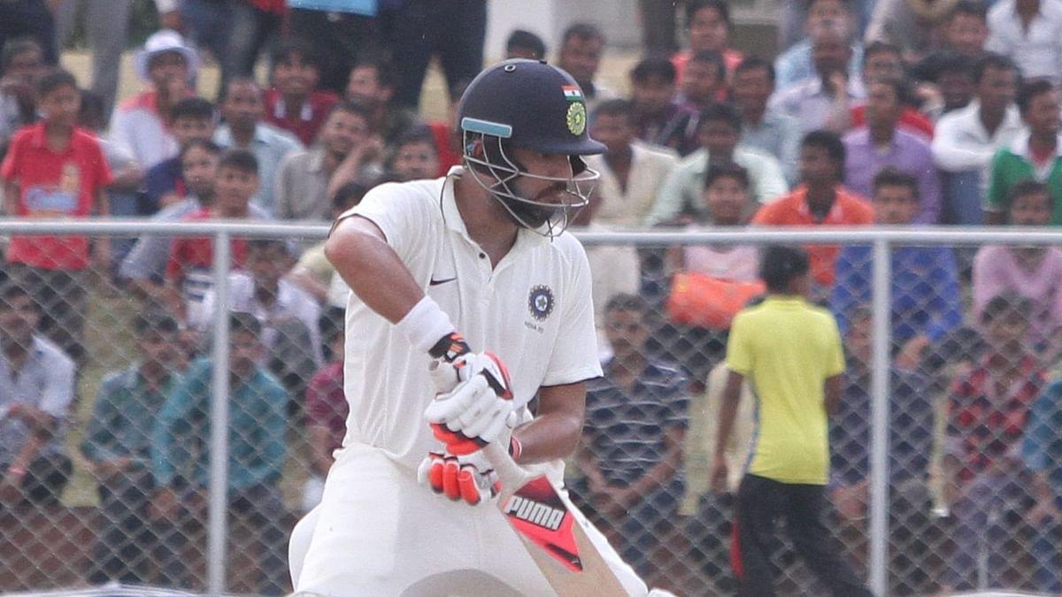 Former India batsman Yuvraj Singh tweeted about his Test career.