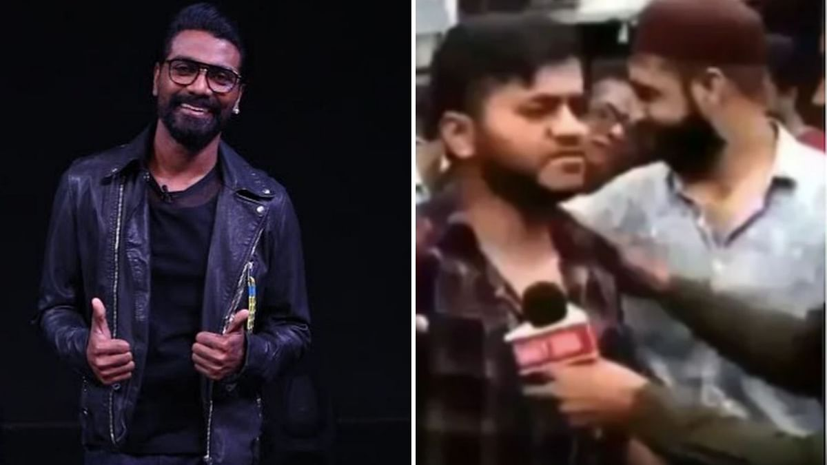 Remo Reacts to Man Mistakenly Calling Remdesivir 'Remo D'Souza'