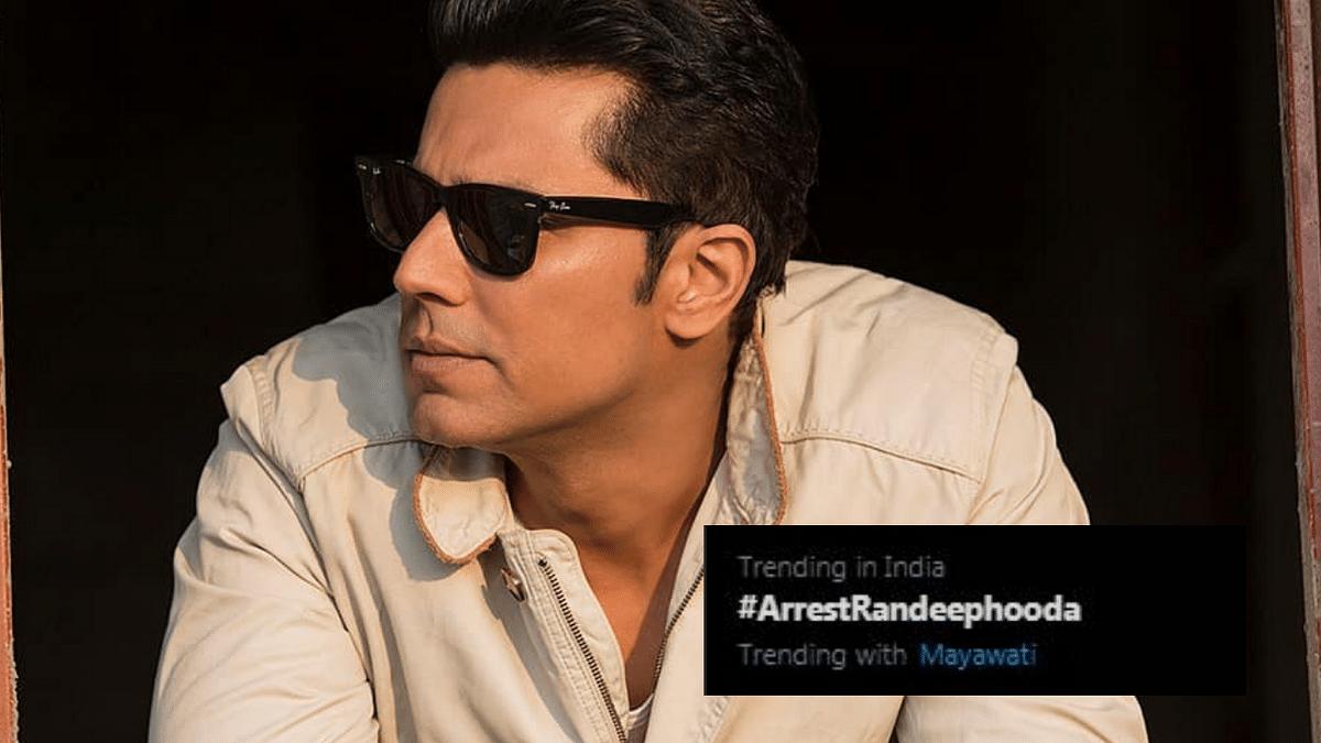 'Arrest Randeep Hooda' Trends after His Sexist & Casteist 'Joke'