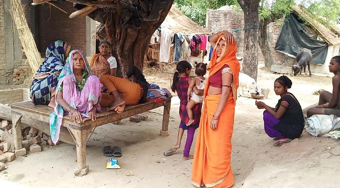The ghat not only gets dead bodies from Rautapur but up to 40 villages in the area, the locals say.