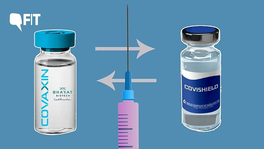 What Happens if You Mix Covishield & Covaxin? Experts Say No Data