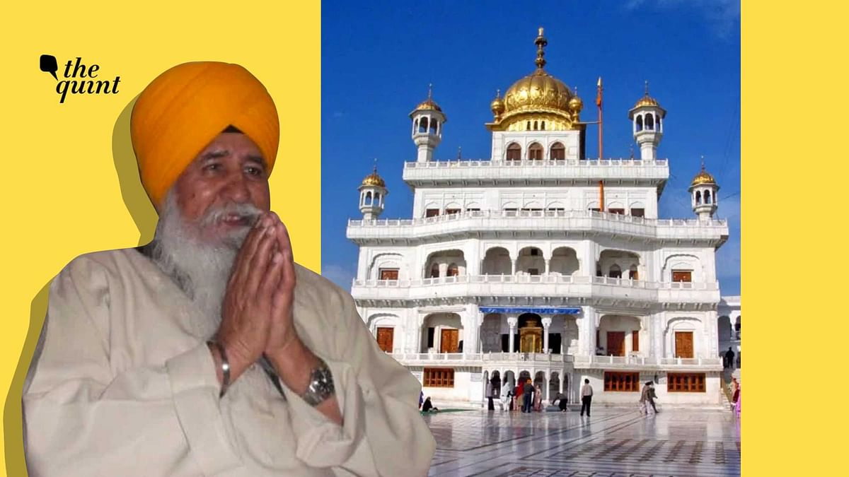 From Dera to RSS, JS Vedanti Took on Many to Protect Akal Takht